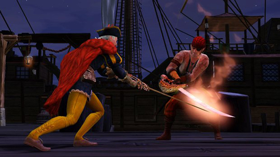The Sims Medieval Pirates and Nobles Screenshot