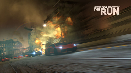 Need For Speed: The Run — DarkStation