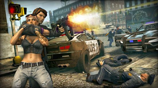 Saints Row The Third Screenshot