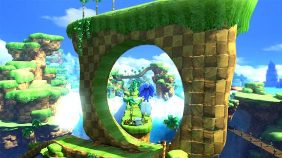 Sonic Generations PC Screenshot
