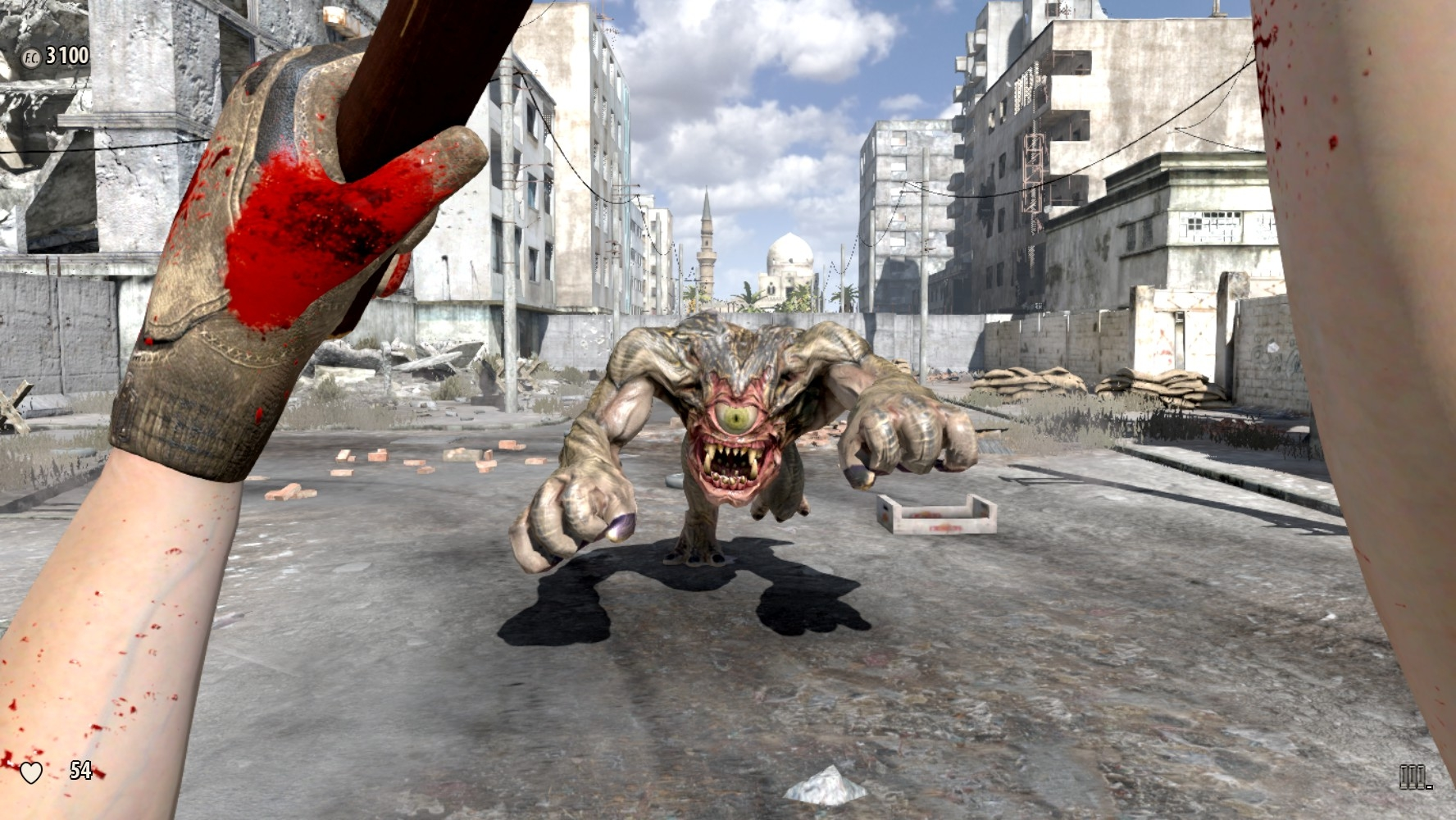 Serious Sam 3 PC Screen Sbot