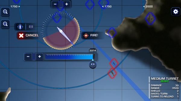 Battle Fleet 2 iOS Review
