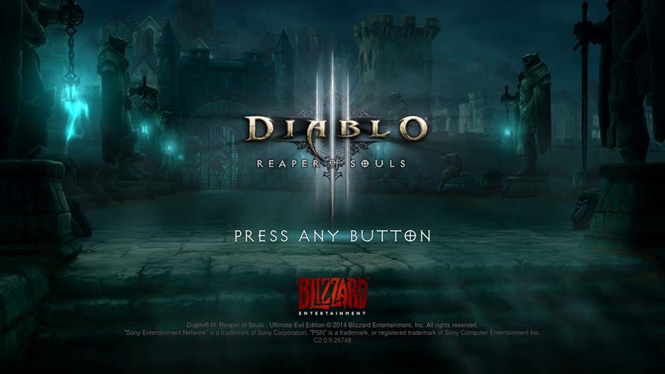 Diablo III 1