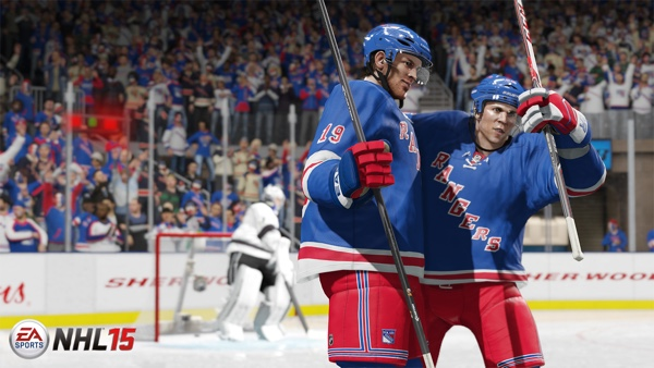 NHL 15 PS4 Review