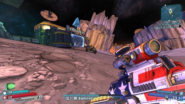 Borderlands Presequel PC 004