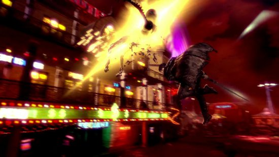 devil may cry xbox 360 review 2