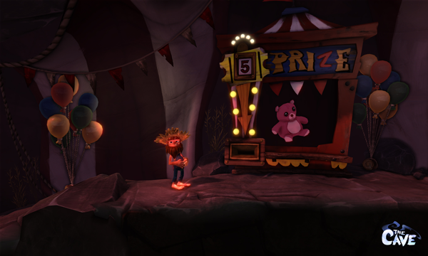 The Cave Wii U Review