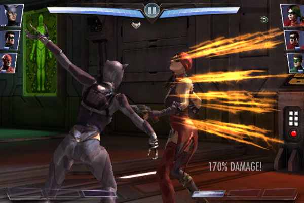 Injustice iOS 1