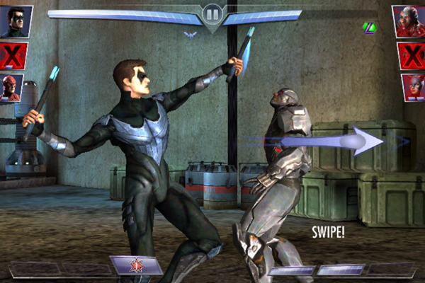 Injustice ios 2