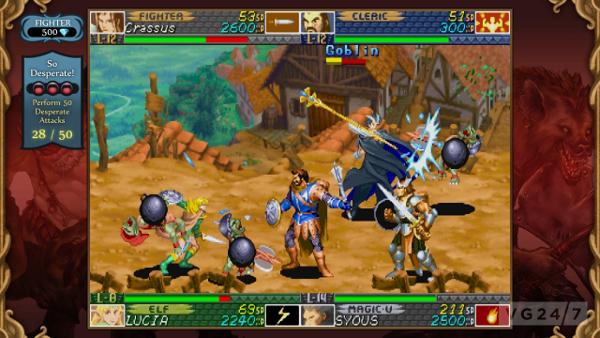 DnD Chronicles of Mystara PS3 003