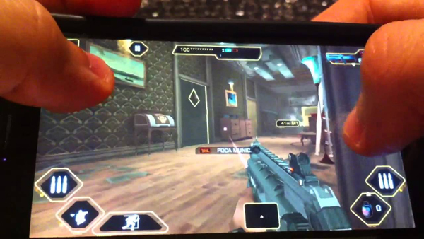 Deus Ex The Fall ios 6