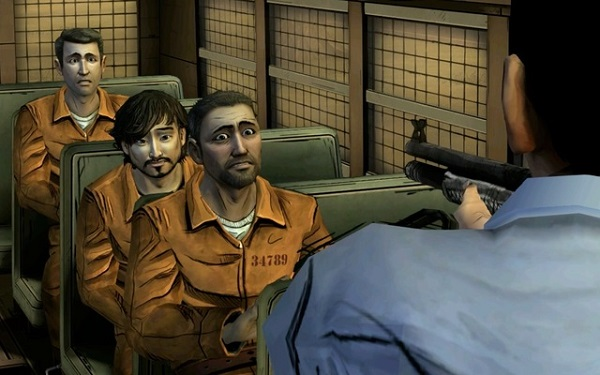 The Walking Dead 400 Days Review 2