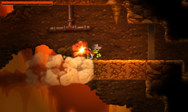 SteamWorld Dig Nintendo 3DS Review 3