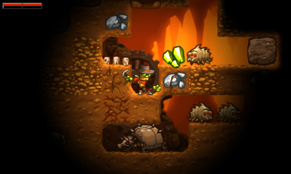 SteamWorld Dig Nintendo 3DS Review 6