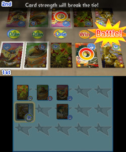 """""""Monster Cards"""" is just entertaining enough to get you to the next chunk of story."""