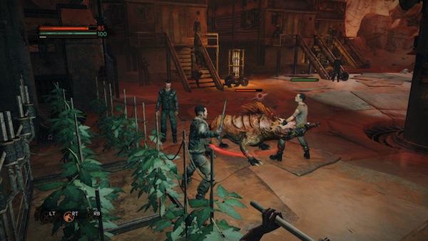 Mars: War Logs Xbox 360 Review 1