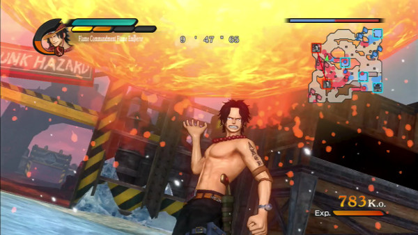 One Piece Pirate Warriors 2 PS3 004