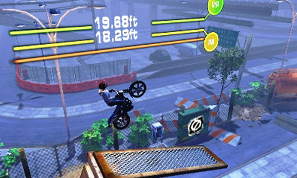 Urban trial freestyle 3ds review 2