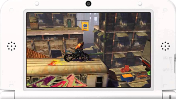 Urban trial freestyle 3ds review 3