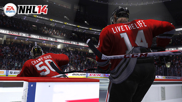 NHL 14 Xbox 360 Review