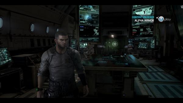 Tom Clancy's Splinter Cell Blacklist — DarkStation