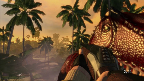 Carnivores Dinosaur Hunter HD PS3 002