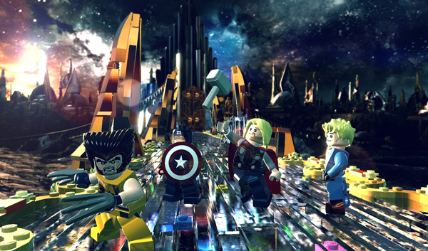 Lego Marvel review 4