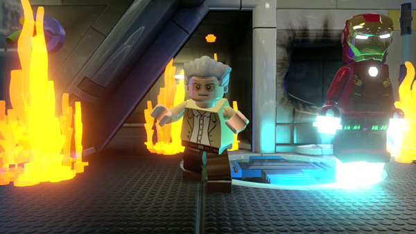 Lego Marvel review 6