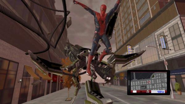 Amazing Spiderman Vita Review 3