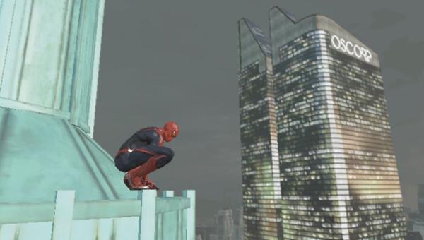 Amazing Spiderman Vita Review 4