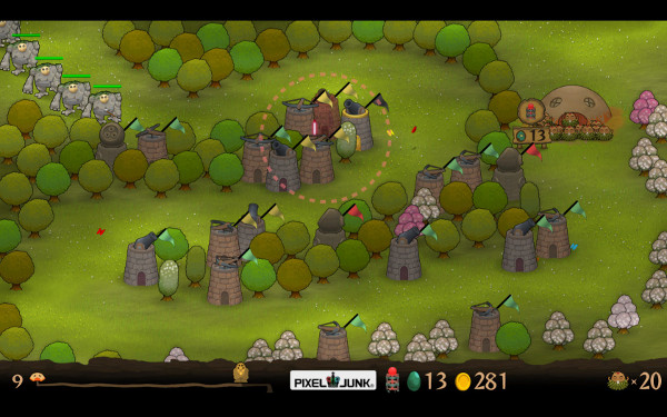 PixelJunk Monsters Ultimate PC 002