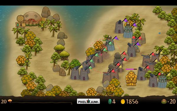 PixelJunk Monsters Ultimate PC 005