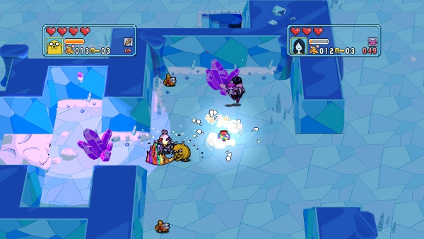 adventure time dungeon 02