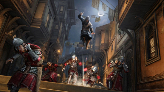 Assassin Creed Revelations Screenshot