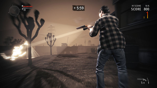 Alan Wake XBLA Screenshot