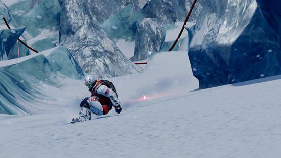 SSX Screenshot