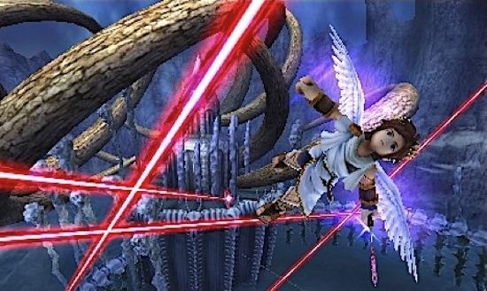 Kid Icarus Flying