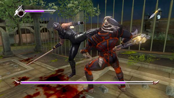 Ninja Gaiden Sigma Plus Darkstation