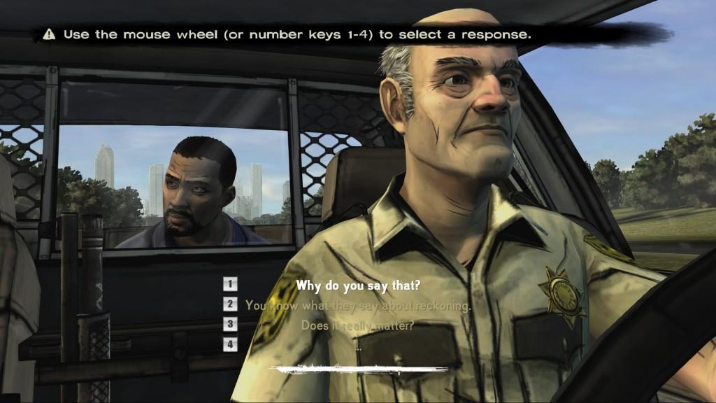 walking dead pc screenshot 1