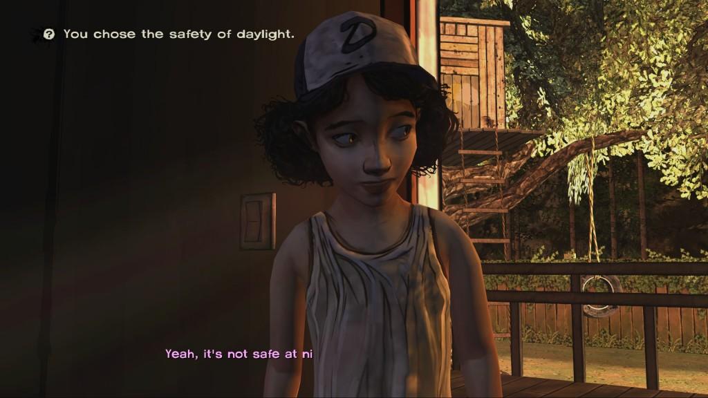 Walking Dead PC Screenshot 4