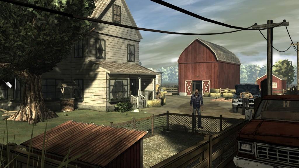 Walking Dead PC Screenshot 3