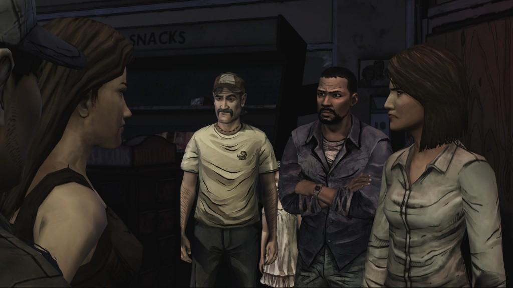 Walking Dead PC Screenshot 6