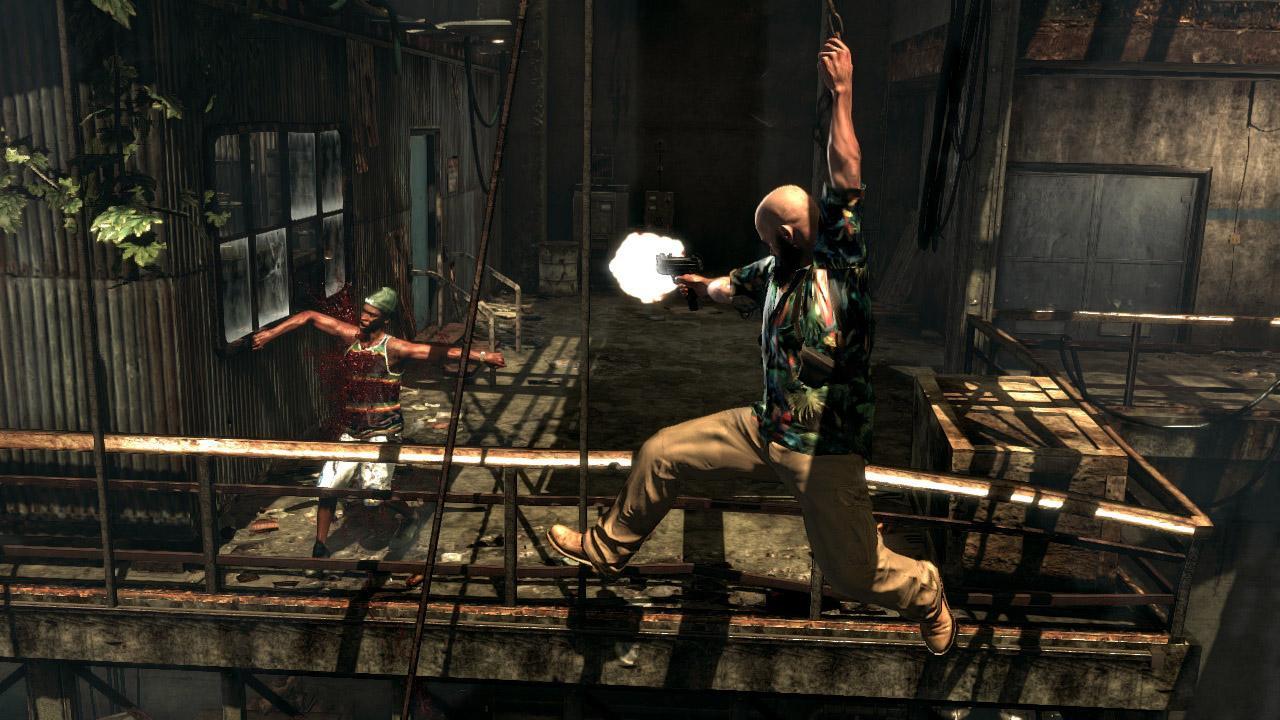Max Payne 3 Darkstation