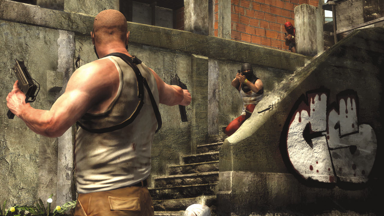 max payne 3 ps3 gameplay