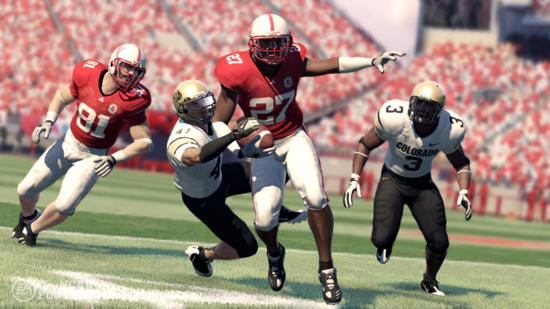 NCAA Football 13 Xbox 360 Screenshot