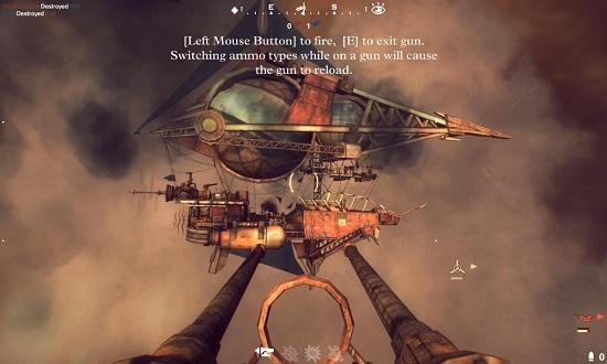 Guns Of Icarus Online Darkstation