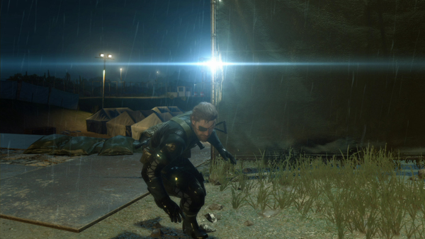 Metal Gear Solid 5 GZ ps3 review 1