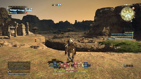 Final Fantasy XIV Online: A Realm Reborn — DarkStation
