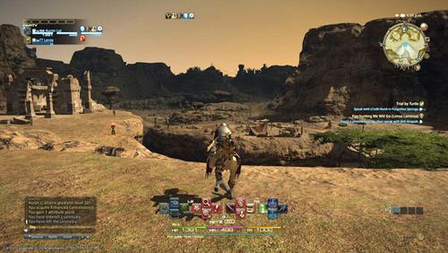 Final Fantasy XIV Online: A Realm Reborn — DarkStation