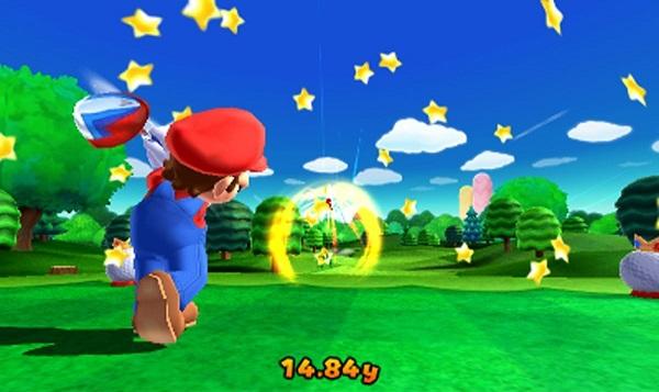 mario golf 1